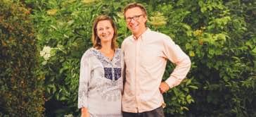 Föräldrar som är nöjda med sin barnpassning i Stockholm från myNanny