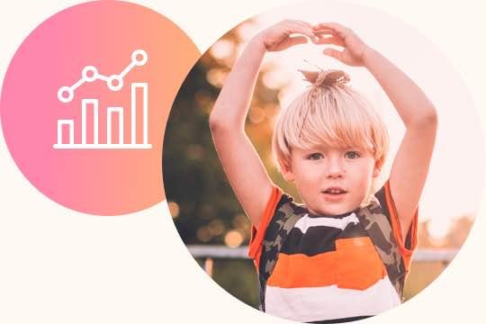 Statistik för barnpassning, barnflicka, nanny och barnvakt